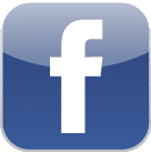 facebook logo. Links to BIA facebook page.
