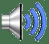 Audio sign