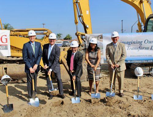 Construction Underway For New Anaheim Center