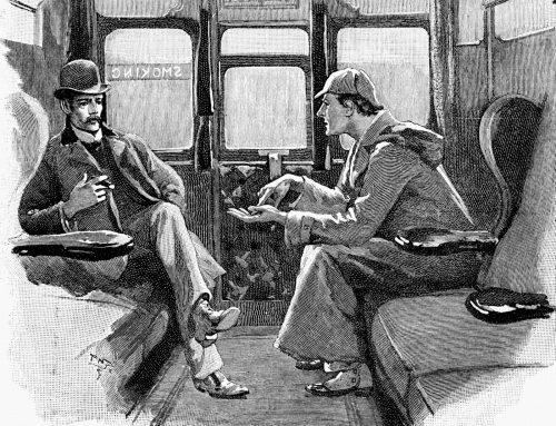 Sherlock Holmes Book Club