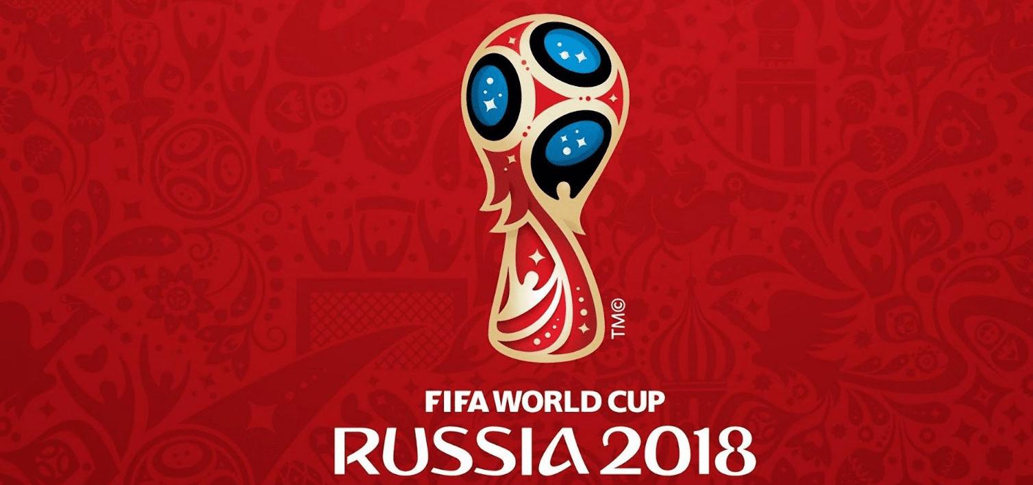 World Cup FIFA Logo 2018