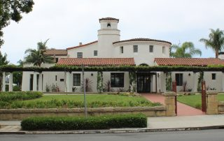 Photo of the Braille Institute Santa Barbara Center