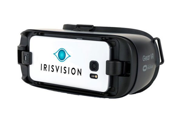 Image of IrisVision wearable magnifier