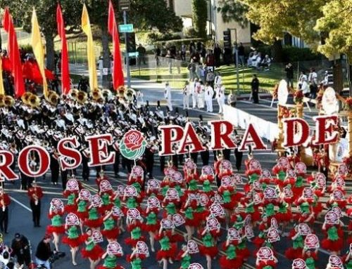 Braille Institute Kicks Off 2019 Centennial With Rose Parade