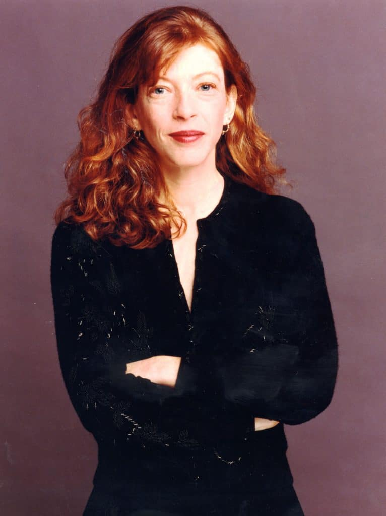 A photo of special guest Susan Orlean
