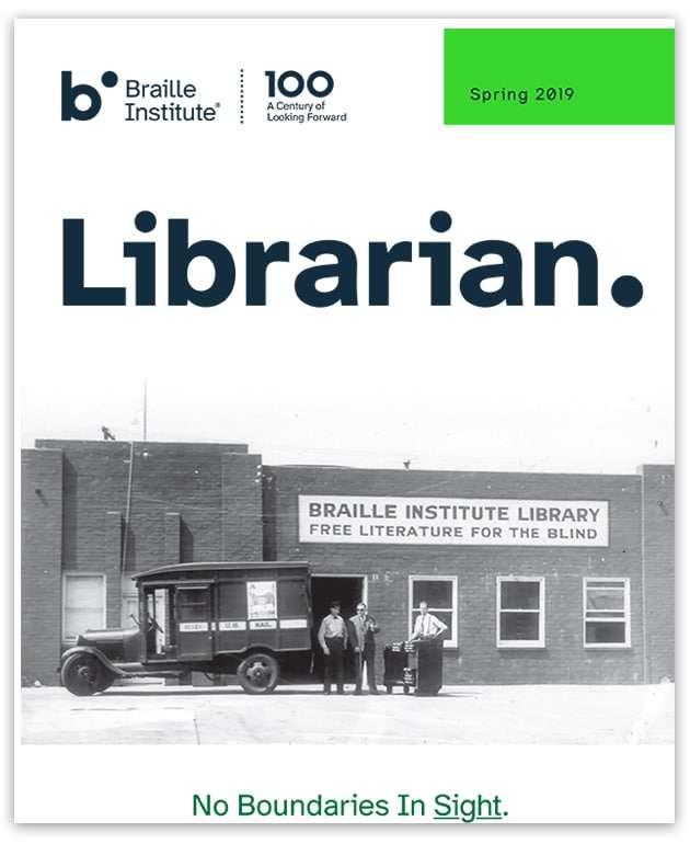 Librarian Spring 2019