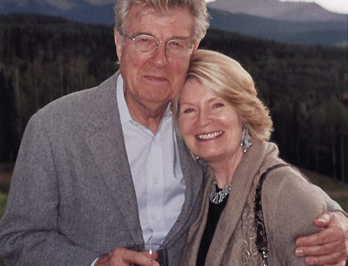 Sandra & Terence – The Legacy of a 46-Year Love Affair
