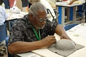 Braille Institute Art Classes