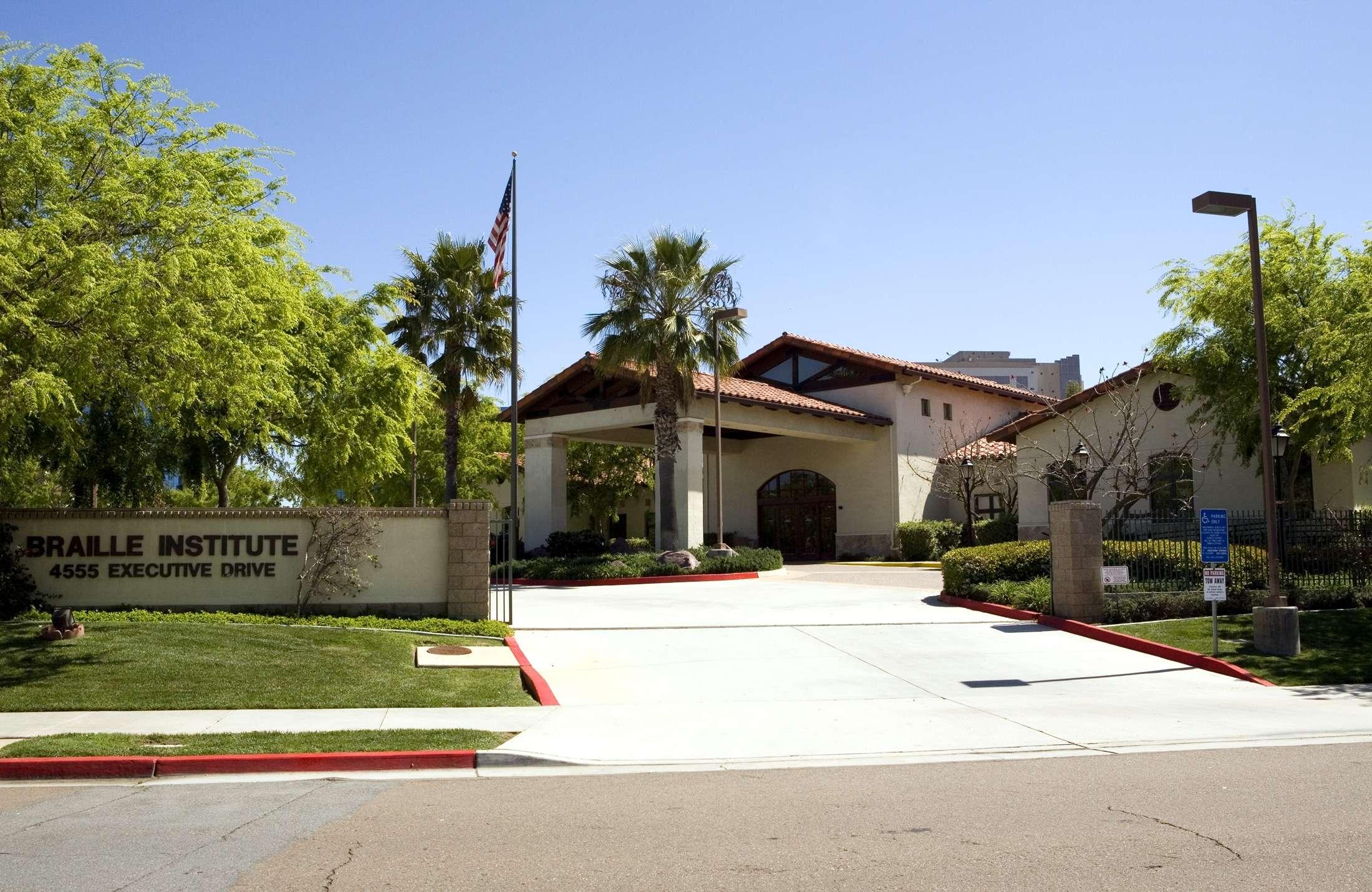 The Braille Institute San Diego Regional Center
