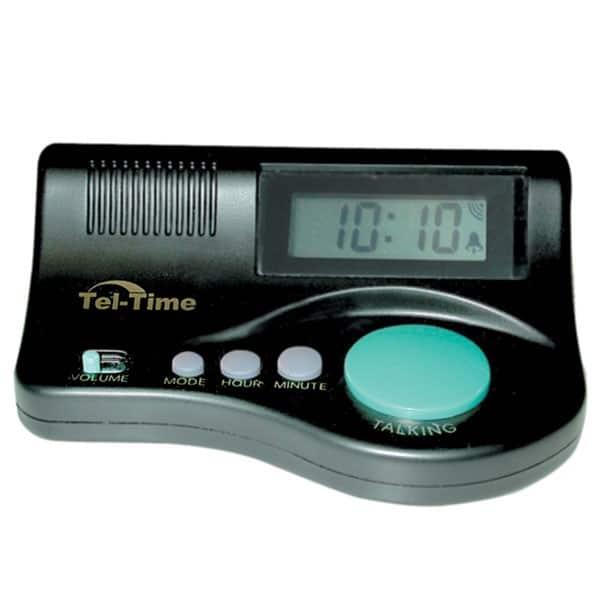 Big button talking clock
