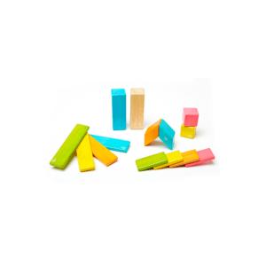 Tegu Blocks in variety of colors.